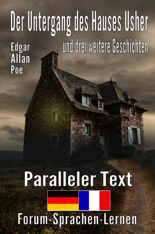 Der Untergang des Hauses Usher Bilingual Deutsch Französisch