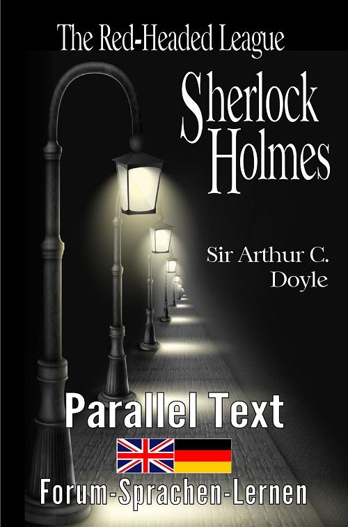 Learn German with Sherlock Holmes
