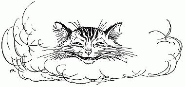 The cheshire cat - From Alice in Wonderland