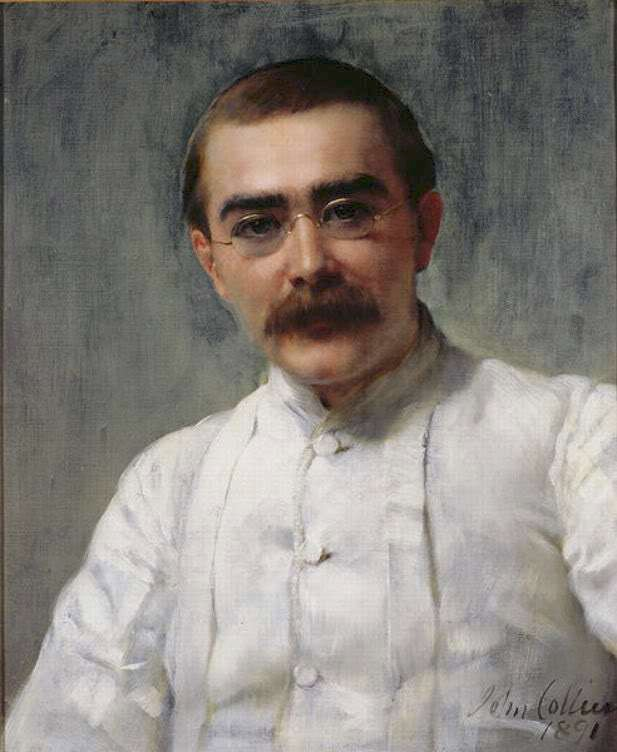 Englisch lernen für Kinder - Rudyard Kipling