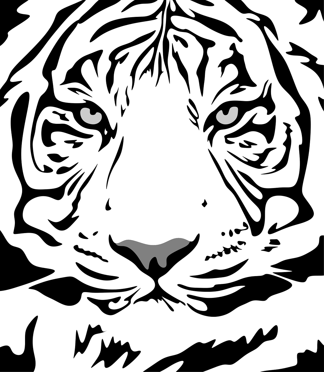 Tiger, Tiger - Tyger, Tyger