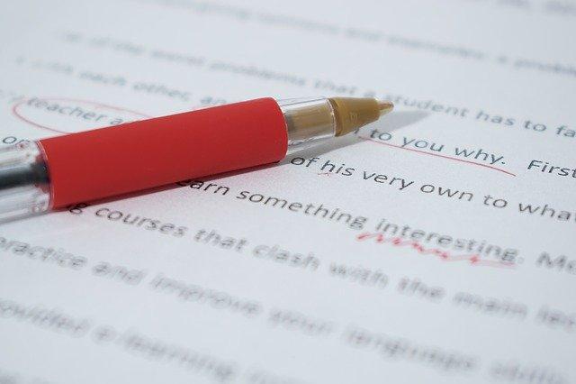 Englische Rechtschreibung verbessern